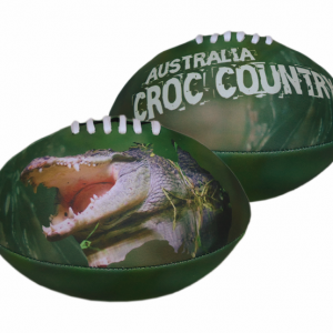 Croc Country Sublimated Football