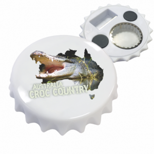 Croc Country Magnetic Bottle Opener