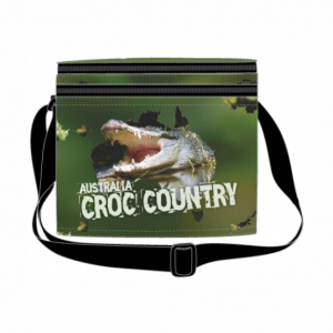 Croc Country Sublimated Cooler Bag