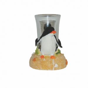 Shot Glass Holder Penguin