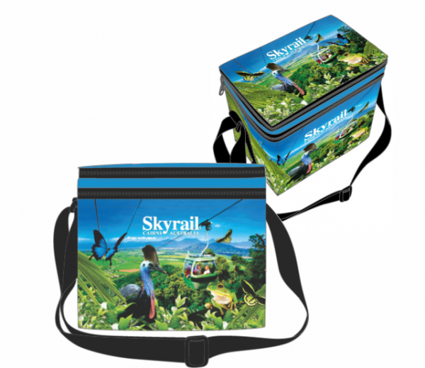 Subliamted Cooler Bag