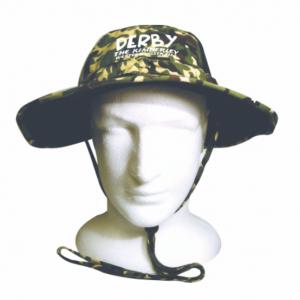 Microfibre Camo Bush Hat
