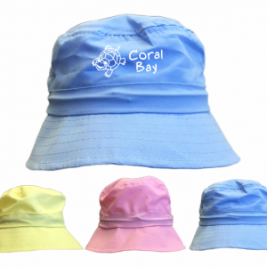 Microfibre Infants Bucket Hat
