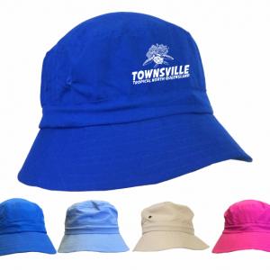Microfibre Kids Bucket Hat