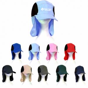 Microfibre Safari Caps
