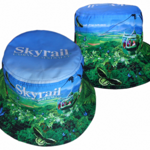 Sublimated Bucket Hats