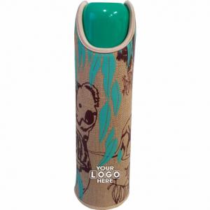 Hessian Wine Bottle Cooler