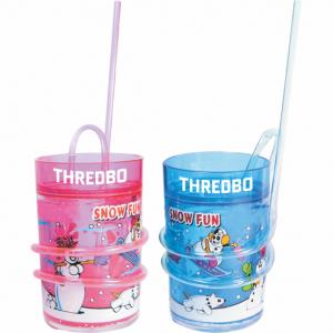 Plastic Float Tumblers