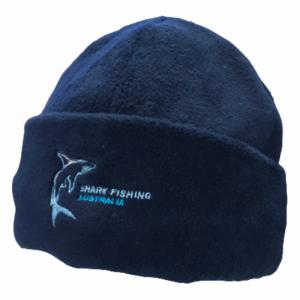 Polar Fleece Beanies Shark