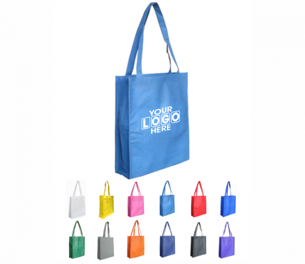 Printed Budget Shoppe Bag