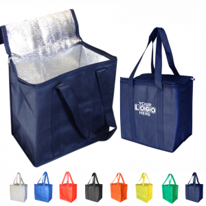 Cooler Bag with Zipped Lid