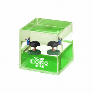 Oily Cube Cassowary Floaters