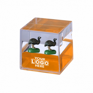 Oily Cube Emu Floaters