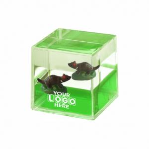 Oily Cube Tassie Devil Floaters