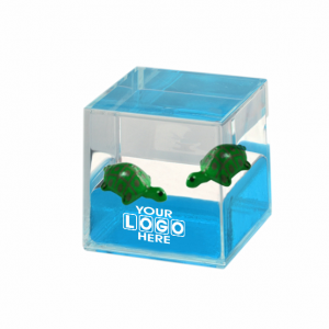 Oily Cube Turtle Floaters