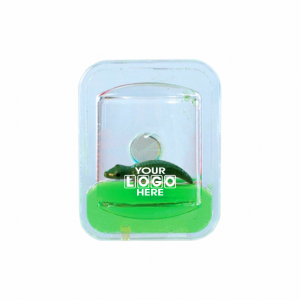 Oily Frame Magnet Croc Floater