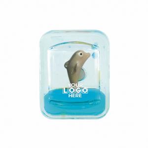 Oily Frame Magnet Dolphin Floater