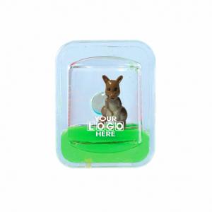 Oily Frame Magnet Kangaroo Floater