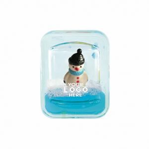 Oily Frame Magnet Snowman Floater