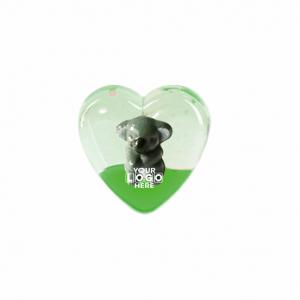 Oily Heart Magnet Koala Floater