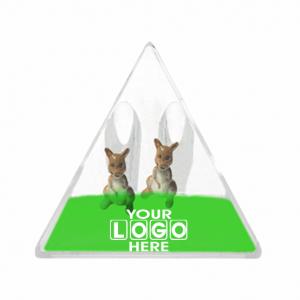 Oily Pyramid Kangaroo Floaters