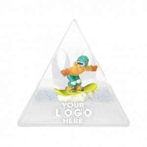 Oily Pyramid Snow Boarder Floater