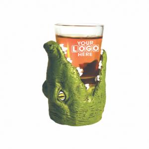 Shot Glass Holder Crocodile