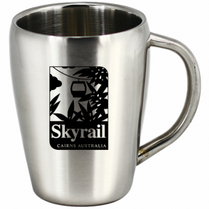 Stainless Steel Mug 200ml