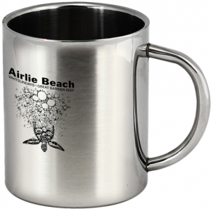 Stainless Steel Mug 300ml
