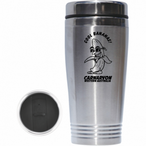 Stainless Steel Travel Mug 420ml