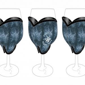 Oorany Arts Star Fish Wine Glass Cooler