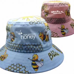 Sublimated Kids Bucket Hat