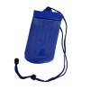 blue water resistant pouch
